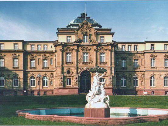 Bundesgerichtshof, Altes Palais