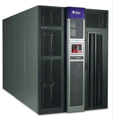 Petabyteweise Speicher für die Klimaforschung: Das Sun Storage Library System.
