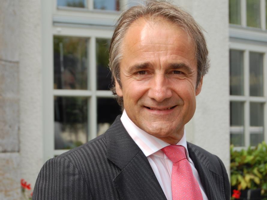 """Karl-Heinz Streibich, CEO Software AG: """"Unsere Software ist antizyklisch."""""""