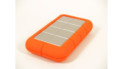Robuste Platte: Lacie Rugged XL im Test