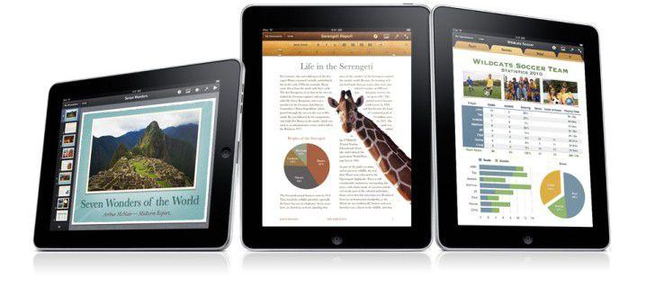 iWork - ein Office-Paket extra für das iPad.
