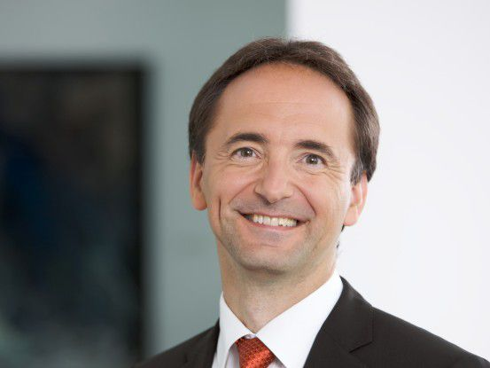 Jim Hagemann Snabe, Co-CEO der SAP AG