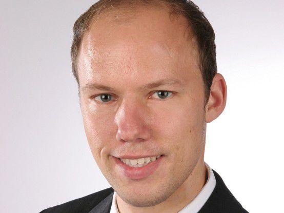 Christoph Markert: 'Im SAP-Bankenumfeld gab es auch in der Krise noch Jobangebote.'