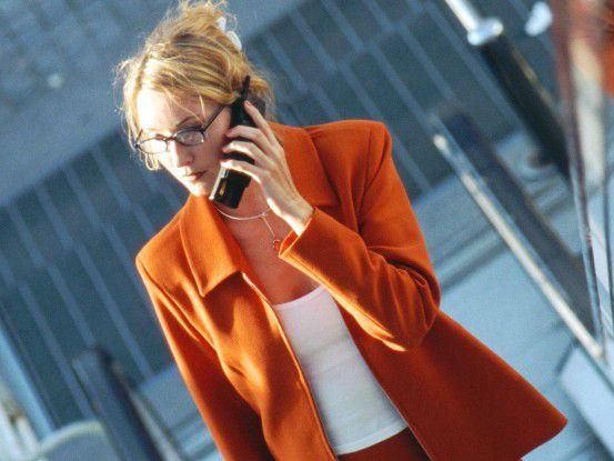 Die Kundenvorbereitung fängt schon bei der Kleiderwahl an.
