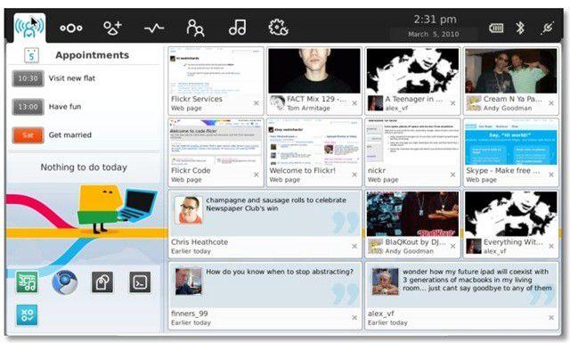 MeeGo für Netbooks