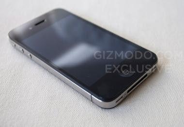Der verloren gegangene Prototyp des iPhone 4G