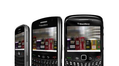 Near Field Communication: Neue BlackBerrys erhalten NFC-Funktionen - Foto: RIM/Blackberry