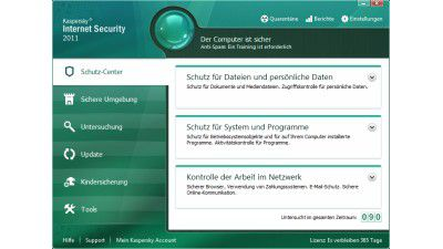 Ab Juni: Kaspersky stellt Internet Security 2011 und Anti-Virus 2011 vor