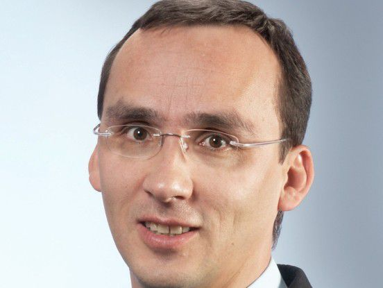 Infineon-CIO Michael Schmelmer
