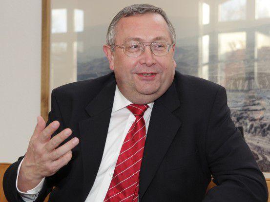 Rainer Janßen, CIO, Münchener Rück