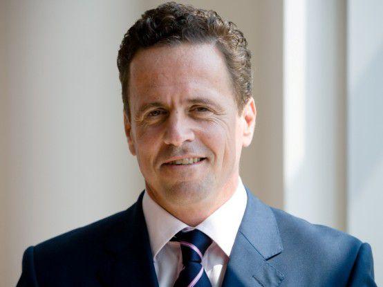 Soll das Ruder herumreißen: Philipp Humm, neuer Chef bei T-Mobile USA.