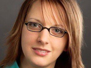 Christiane Leitner besuchte ein achtwöchiges Einarbeitungsprogramm bei Accenture.