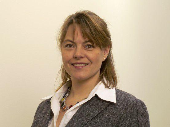 Julia Voss, Voss+Partner: 'Manchmal muss man Mitarbeitern klare Anweisungen geben.'