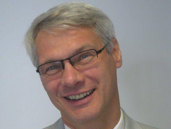 Friedhelm Rücker, Bereichsleiter IT, Loh Group