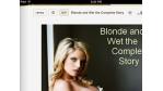 Halbherzige Zensur von Erotik-Titeln: Apple manipuliert iBook-Bestellerliste - Foto: Apple