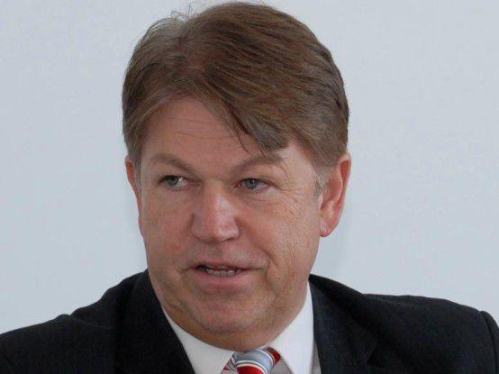 Klaus Hardy Mühleck, Konzern-CIO der Volkswagen AG