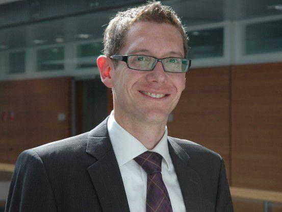 """Christoph Johnscher, KfW: """"Nicht alle Probleme lassen sich erschöpfend diskutieren."""""""