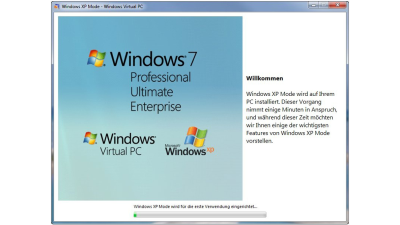 Windows 7 Praxis: Windows XP Mode installieren, verteilen und einsetzen - Foto: TecChannel