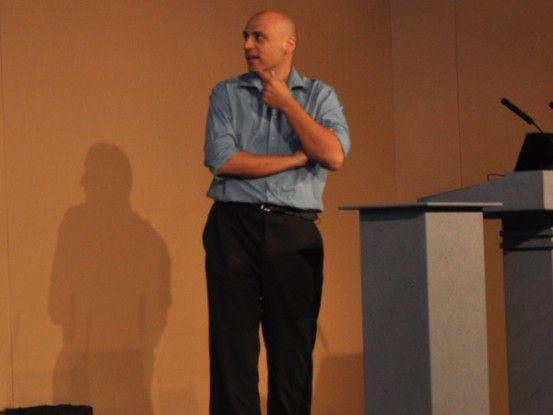 Uri Rivner erklärt die Dark Cloud und wie Cyber-Kriminelle diese nutzen.