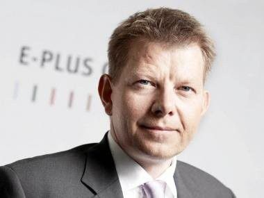 E-Plus-Chef Thorsten Dirks