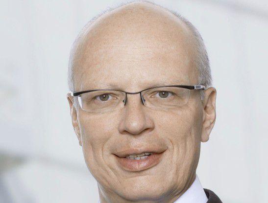 Thomas Noth, Vorstandsmitglied der Talanx AG