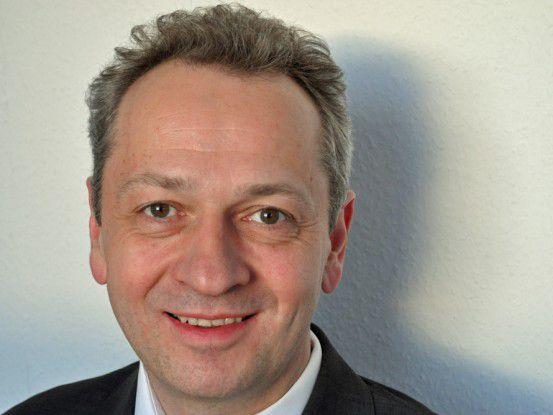 Gerald Höhne ist CIO von SMA Solar Technology.