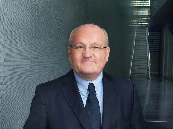 Gft-Gründer und Vorstandschef Ulrich Dietz setzt sich auch als Mentor ein.