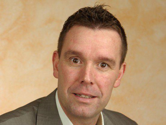 Ingo Thomas ist Bereichsleiter IT bei Roeser Medical.