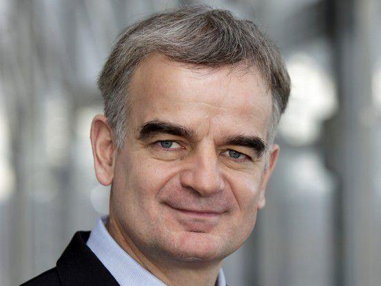 Will den E-Postbrief mithilfe der Community sicherer machen: Post-CIO Johannes Helbig.