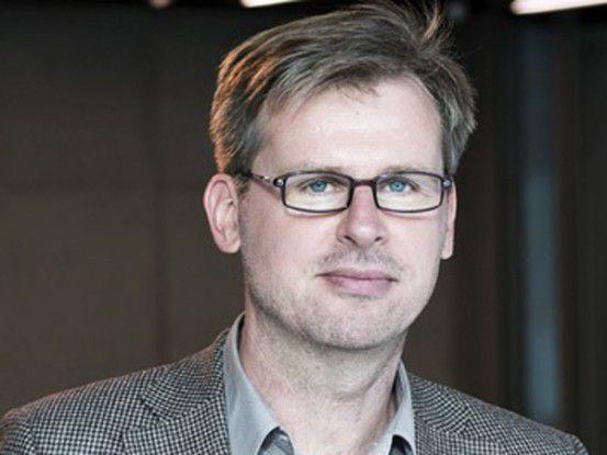 Bert Bloß ist Leiter IT und technische Systeme bei der Heinrich-Böll-Stiftung.