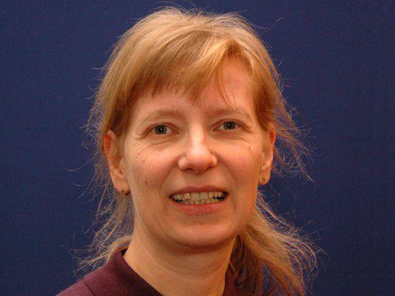 Astrid Fey leitet seit sechs Jahren die IT des Bundesinstitus für Berufsbildung in Bonn.
