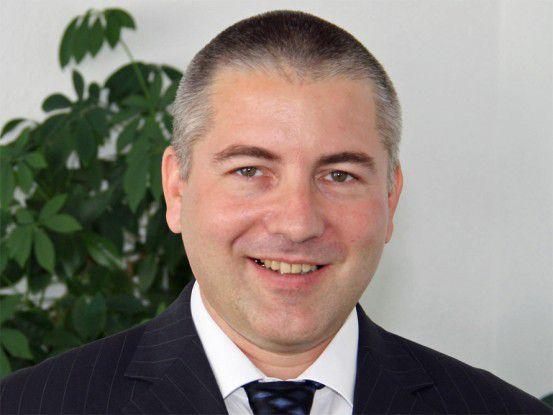 Markus Grimm ist Director of Information Systems und CIO bei der DKV Euro Service.