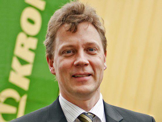Goy Hinrich Korn ist CIO bei Bernard Krone Holding.