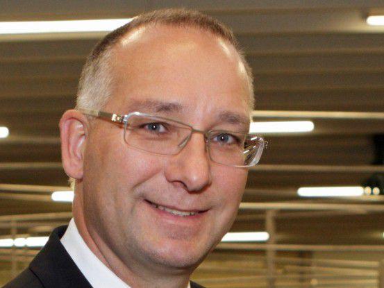 Uwe Siller ist Bereichsleiter Informationsverarbeitung und Organisation der Bitburger Braugruppe.