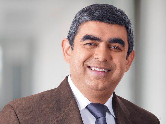 Vishal Sikka, SAP Vorstandsmitglied und CTO, erwartet von In-Memory nachhaltige Auswirkungen auf die Art und Weise, wie Unternehmen ihr Geschäft betreiben.