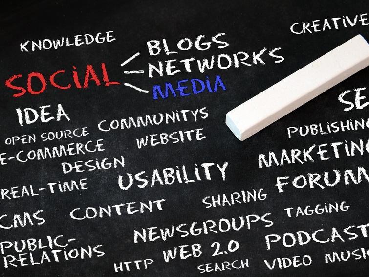 Social Media Grafik