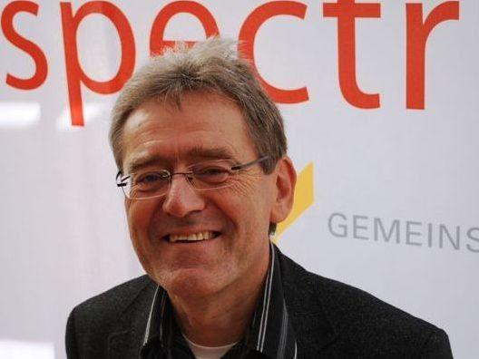 Hartmut Scholz, Leiter des Geschäftsbereichs Informations-Management, SpectrumK