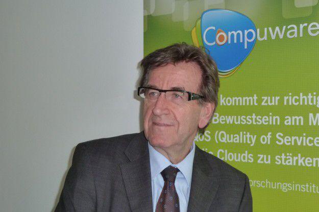 """Klaus Dufner, Compuware: """"bei Gehaltsverhandlungen sollte man sich eine Untergrenze setzen."""""""