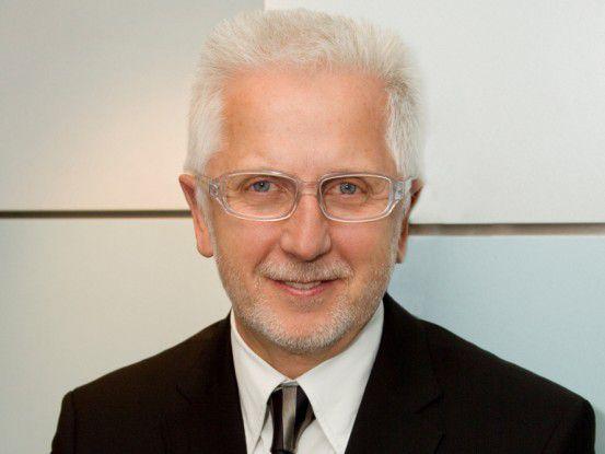Winfried Materna, Gründer und Geschäftsführer von Materna GmbH