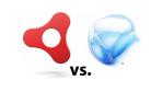 Microsoft fordert Adobe heraus: AIR versus Silverlight