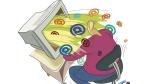 Fünf Tipps : Ordnung schaffen im E-Mail-Chaos - Foto: Artyom Yefimov/Fotolia.de