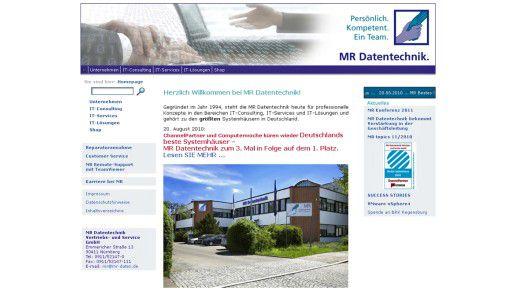 Sieger im Segment Mobility: MR Datentechnik