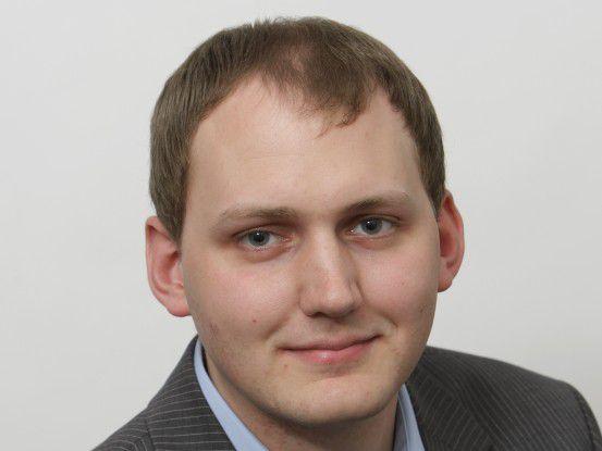 CW-Redakteur Simon Hülsbömer