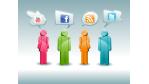 Pflicht-Disziplin Social Media: Bilanz von Twitter und Facebook mau - Foto: Dirceu Veiga, Fasticon & Sgursozlu, Fotolia