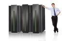 Doch kein Dinosaurier?: Mainframe-Jobs werden attraktiver - Foto: IBM