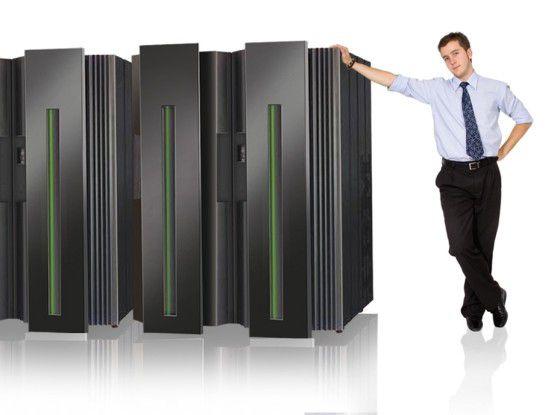 """IBM-Großrechner (""""Mainframe"""")"""