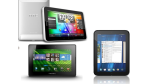 Tablets von Asus, HP, HTC & Co.: Die iPad-Verfolger im Detail - Foto: Asus, RIM, HP, HTC, Motorola