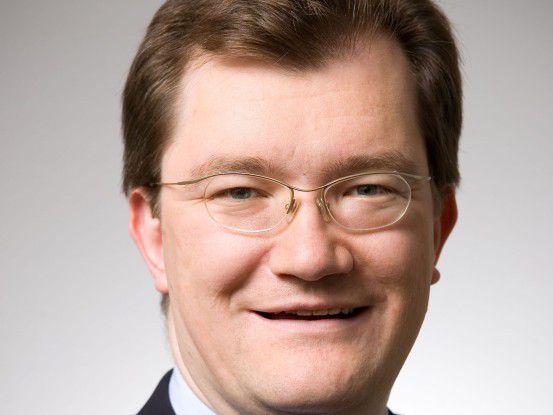 Peter Leukert, CIO der Commerzbank