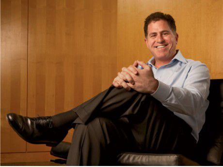 Dell CEO Michael Dell