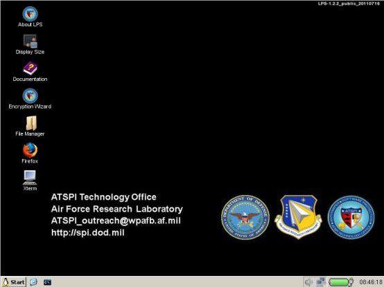 Lieghtweight Portable Security: Eine vom US-Vertaidigungs-Ministerium unterstützte Linux-Distribution, die zum Schutz der Privatsphäre entwickelt wird.
